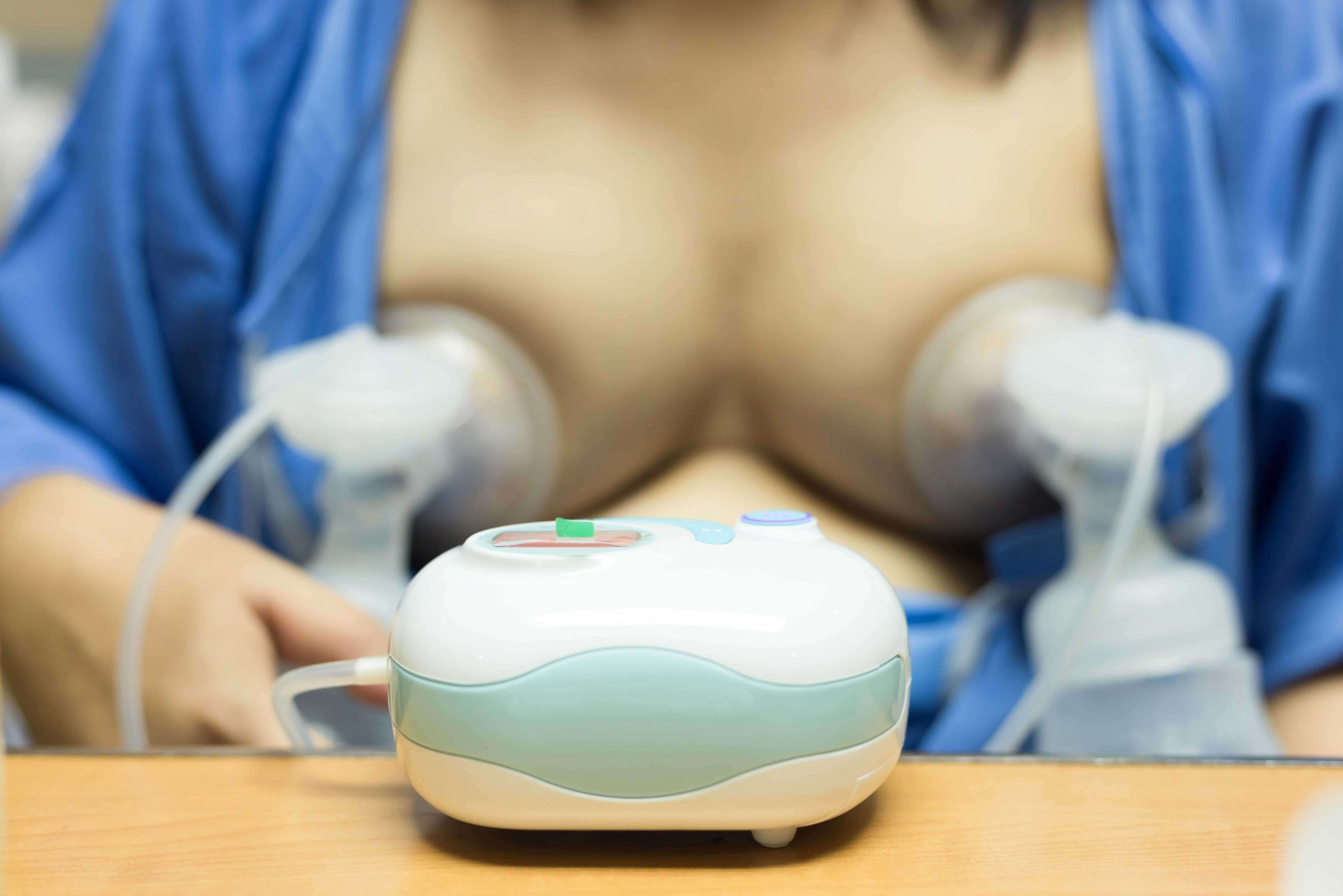 All about breast pumping